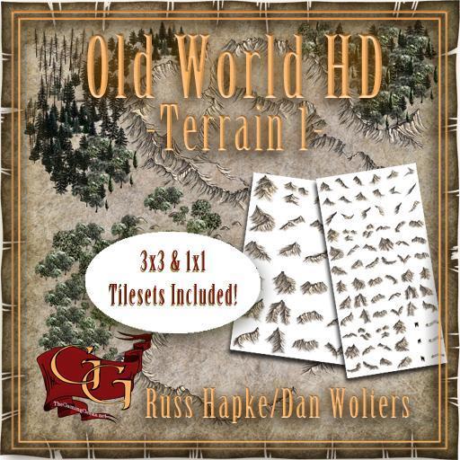 Old World HD - Terrain 1