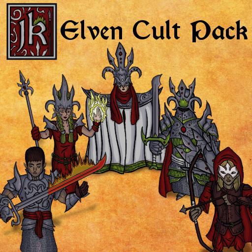 JK Elven Cult Pack