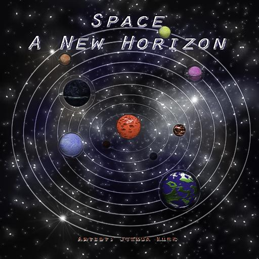 Space A New Horizon