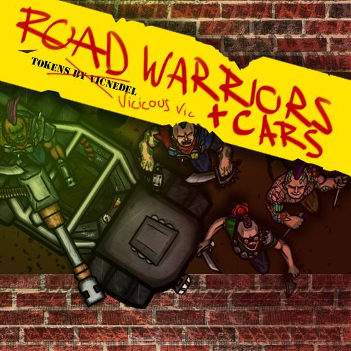 Road Warriors + Cars