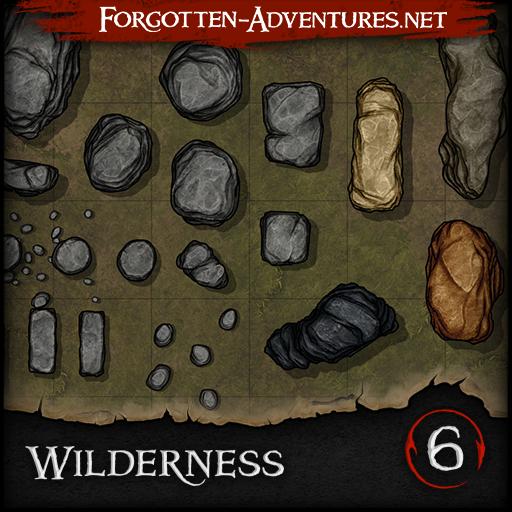Wilderness - Pack 6