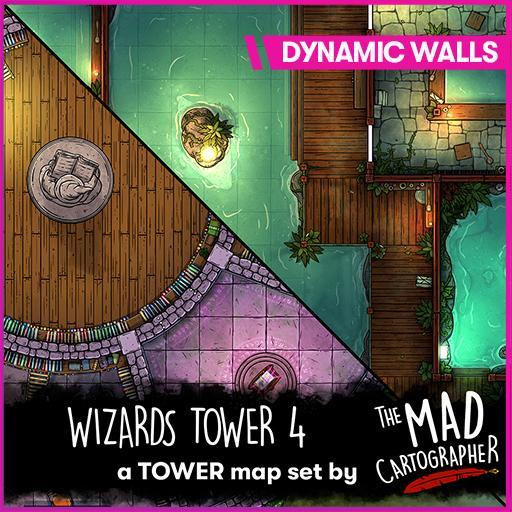 Wizard's Tower 4 [Dynamic]