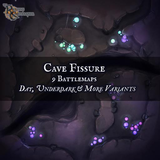 Cave Fissure