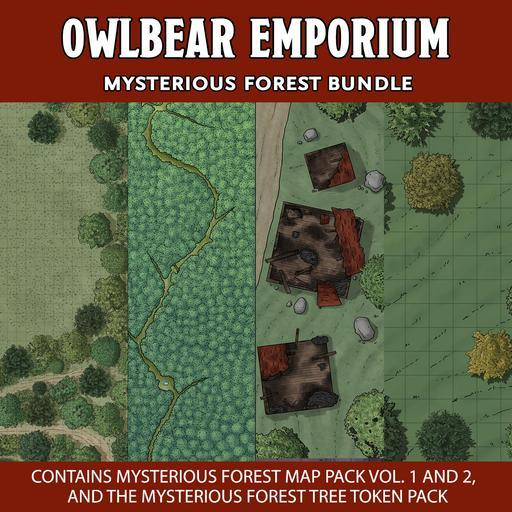 Mysterious Forest Bundle