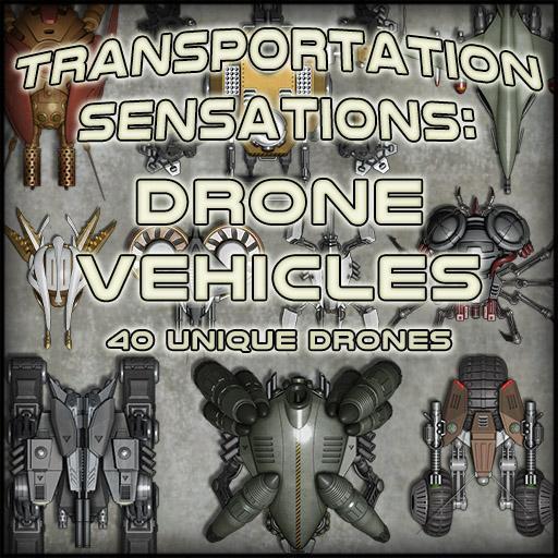 Transportation Sensations: Drone Vehicles