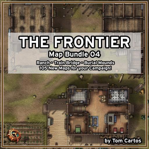 The Frontier Map Bundle 04