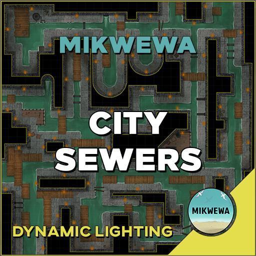 City Sewers   Dynamic
