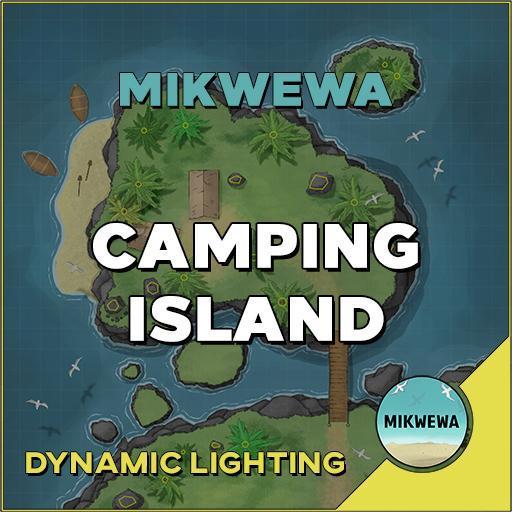 Camping Island | Dynamic