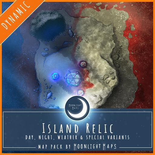 Dynamic   Island Relic