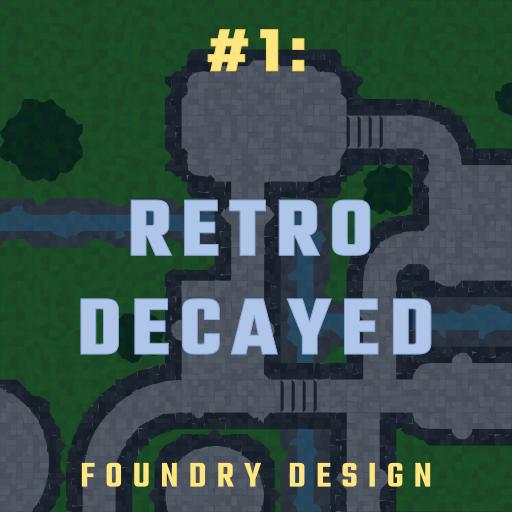 Retro Decayed