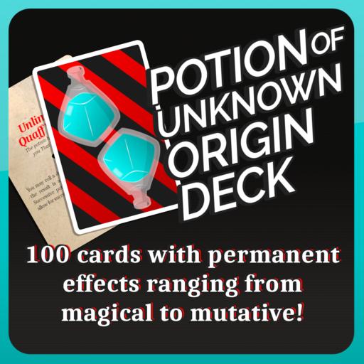 Potion of Unknown Origin Deck