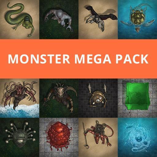 Monster Mega Pack