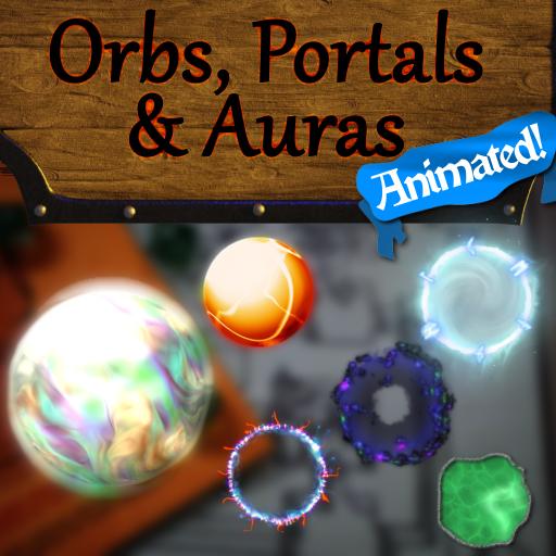 Orbs, Portals and Auras