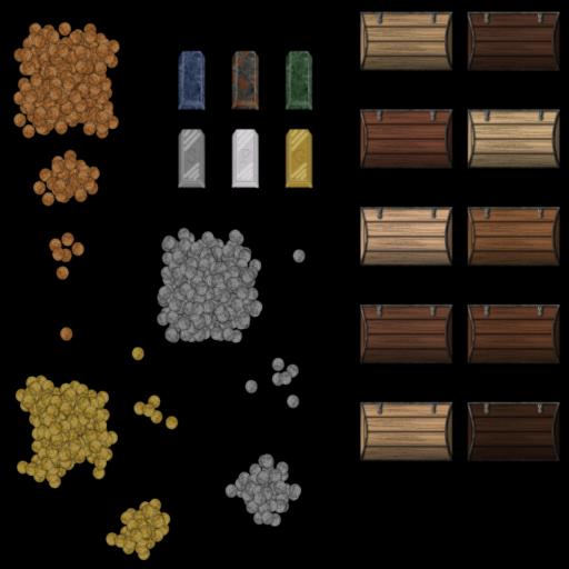 Critical Concepts Treasure Pack 1