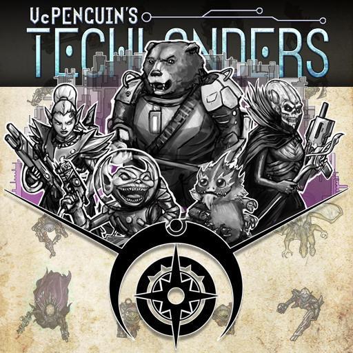 Techlanders - Starfarer Society Pack