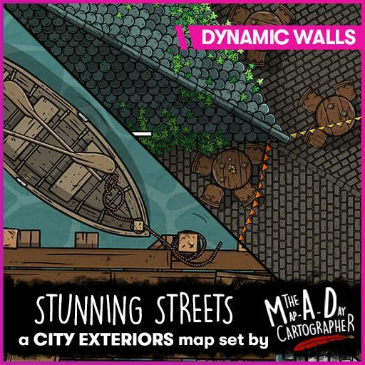 Stunning Streets [Dynamic]