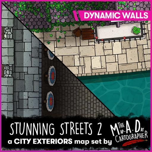 Stunning Streets 2 [Dynamic]