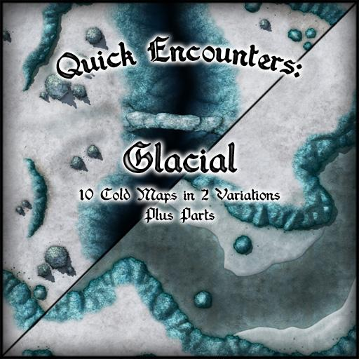Quick Encounters: Glacial