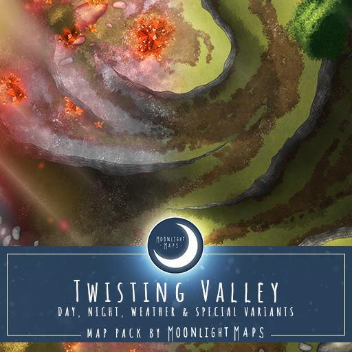 Twisting Valley