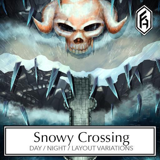 Snowy Crossing