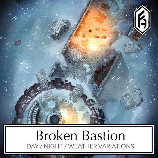 Broken Bastion