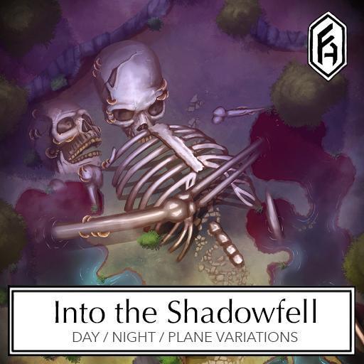 Into the Shadowfell
