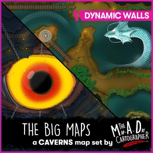 The Big Maps - Caverns [Dynamic]