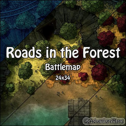 Roads in the Forest