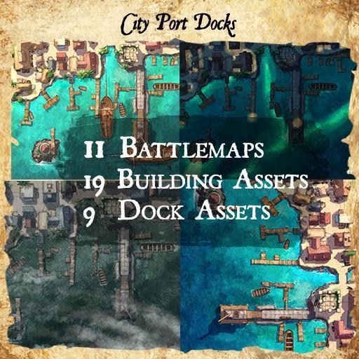 City Port Docks