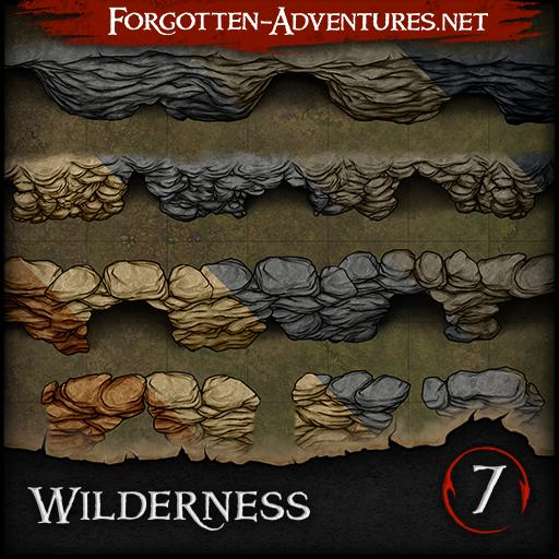 Wilderness - Pack 7