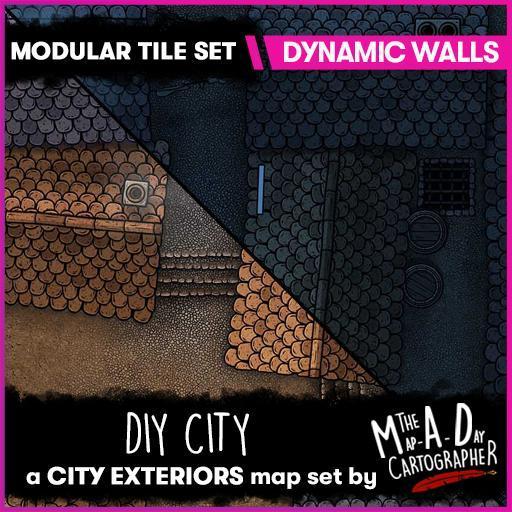 DIY City - Modular [Dynamic]