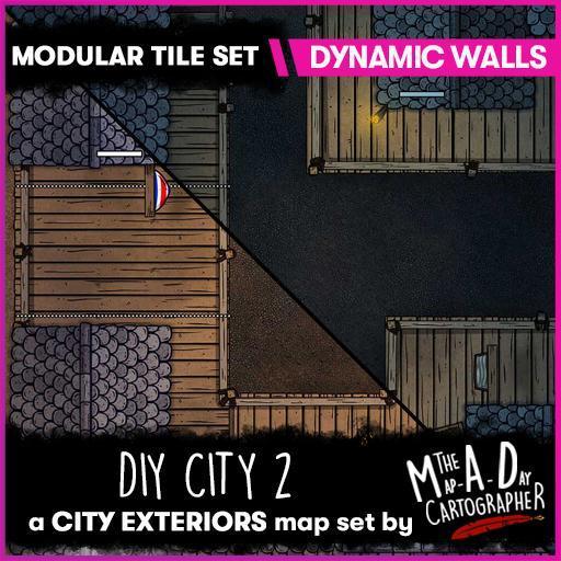 DIY City 2 - Modular [Dynamic]