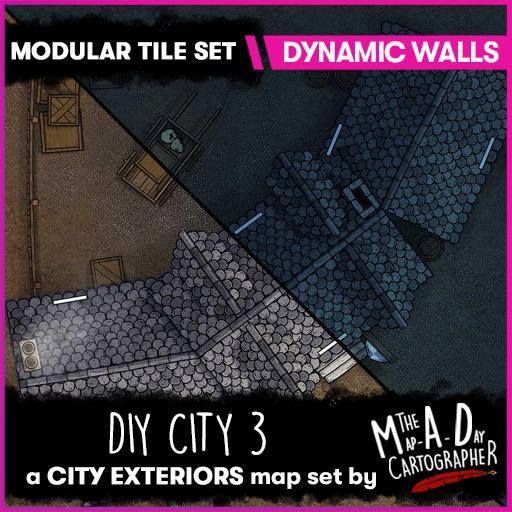 DIY City 3 - Modular [Dynamic]