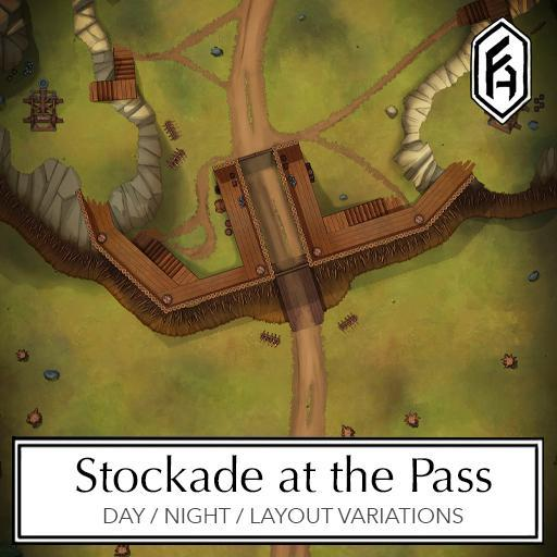 Stockade at the Pass