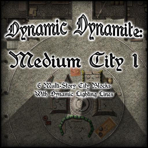 Dynamic Dynamite: Medium City 1