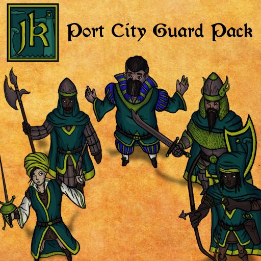 JK Port City Guard Pack