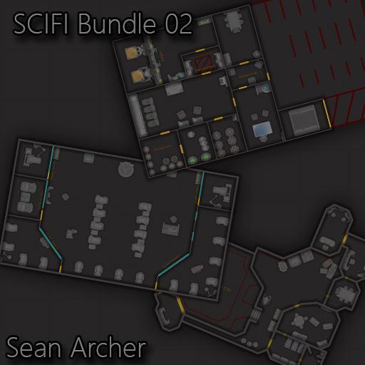 SCIFI Bundle 02