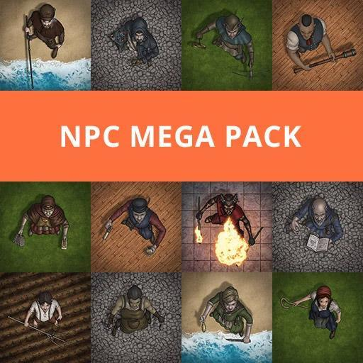 NPC Mega Pack