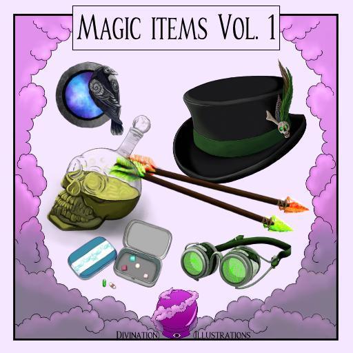 5e Magic Item Collection 1