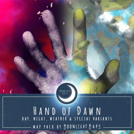 Hand of Dawn
