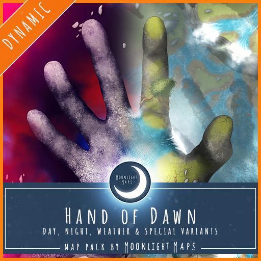 Dynamic   Hand of Dawn