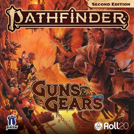 Pathfinder Guns & Gears