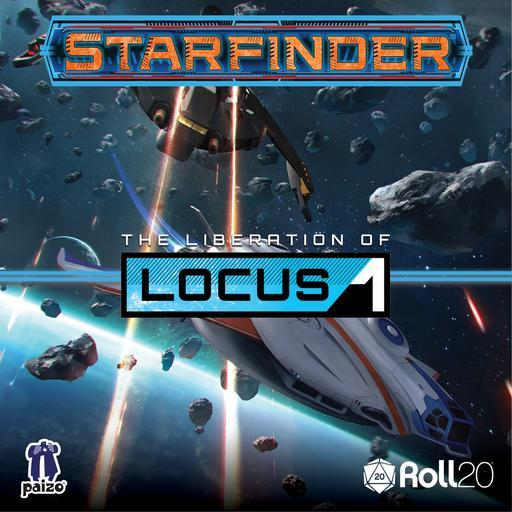 Starfinder Liberation of Locus-1