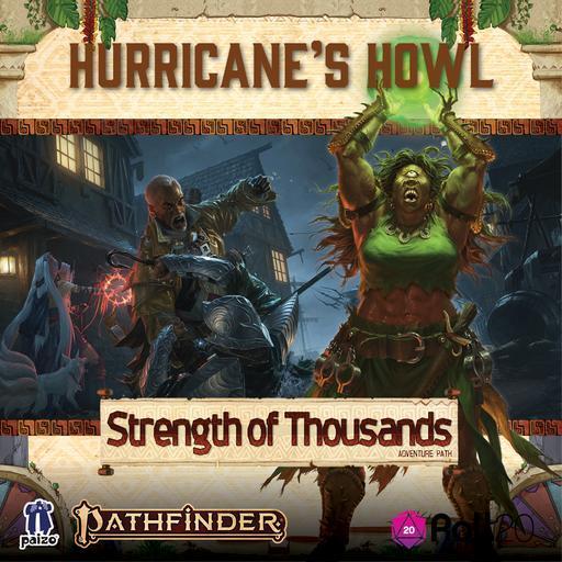 Hurricane's Howl (Strength of Thousands AP 3)