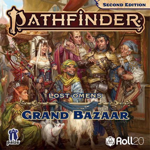 Pathfinder Lost Omens: The Grand Bazaar
