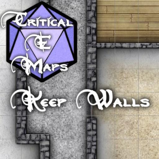 Critical E Maps: Keep Walls