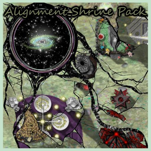 Alignment Shrine Pack
