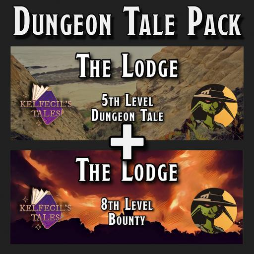 Dungeon Tale: The Lodge