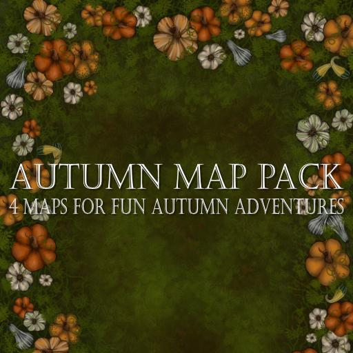 Autumn Map Pack