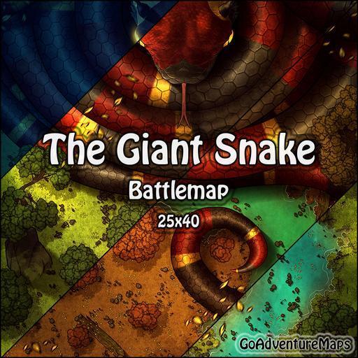 The Giant Snake
